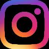 instagram logo at the Baan Thai cuisine